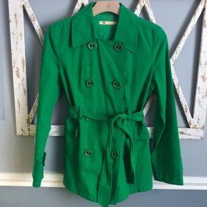 Tulle | Shamrock Green Jacket